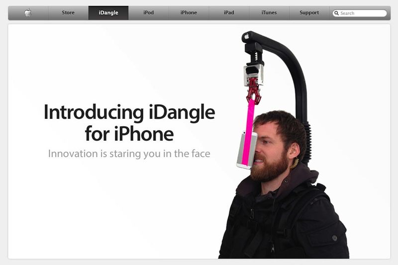 iphone dangle